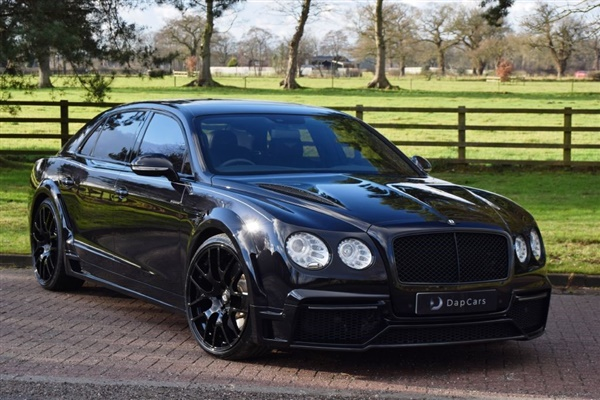Large image for the Used Bentley Onyx Concept GTX700-4 Flying Spur