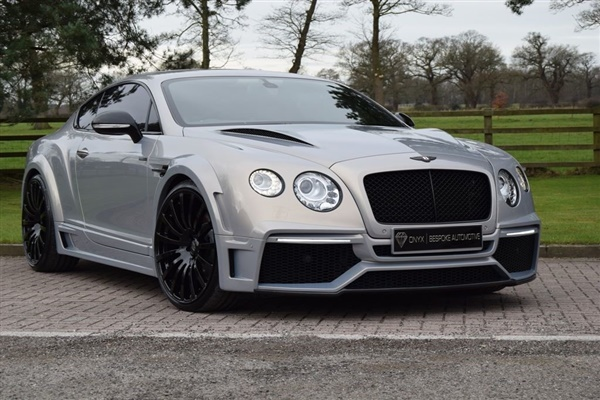 Large image for the Used Bentley Onyx Concept GTX700 V8S