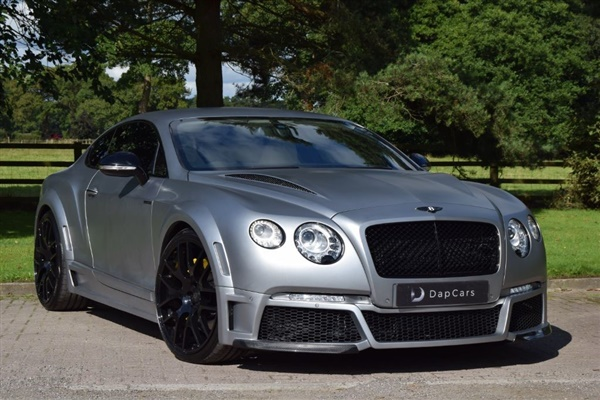 Large image for the Used Bentley Onyx Concept GTX700 V8