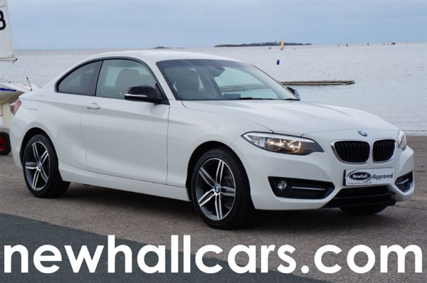 Large image for the Used BMW 218d
