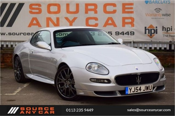 Large image for the Used Maserati Gransport