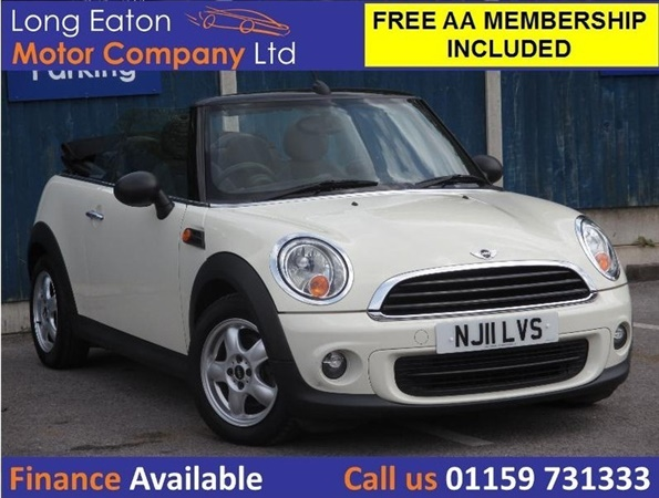 Large image for the Mini Convertible