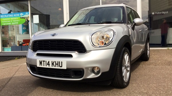 Large image for the Mini Countryman