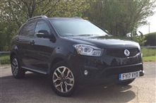 Used Ssangyong Cars For Sale In Horncastle Lincolnshire Autovillage