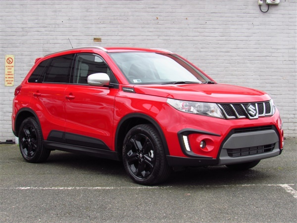 Smart Car For Sale Kent >> Used 2016 Suzuki Vitara SZ5 in Bright Red for sale in Sittingbourne for £21,499