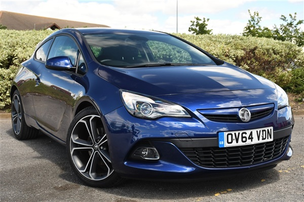 Large image for the Vauxhall Astra GTC